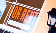 Rental vacancies nationwide are at a 22-year high. (&#169; Dana Hoff/Beateworks/Corbis)